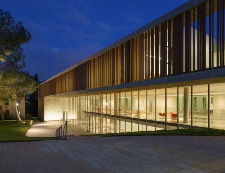 Polonsky Academy, WoodN Industries impreziosisce l'architettura di Gerusalemme