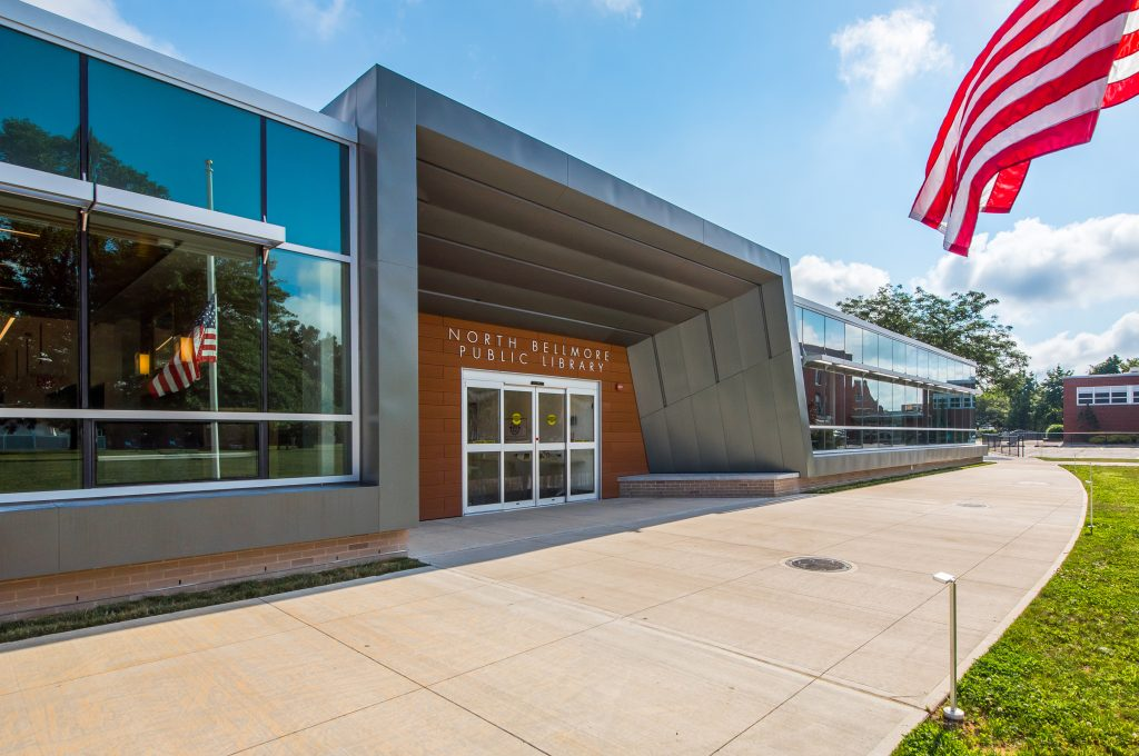 North Bellmore Public Library – New York - Rivestimento esterno - Outdoor Cladding - WoodN Industries - 2