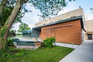 North Bellmore Public Library – New York - Rivestimento esterno - Outdoor Cladding - WoodN Industries - 1