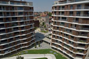 Via Piranesi – Milano - Milan - WoodN Industries sunshades - frangisole WoodN Industries - 2