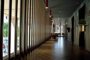 WoodN indoor sunshades - WoodN frangisole interni - frangisole interni WoodN - Glam Hotel - Milano - WoodN Industries - 1