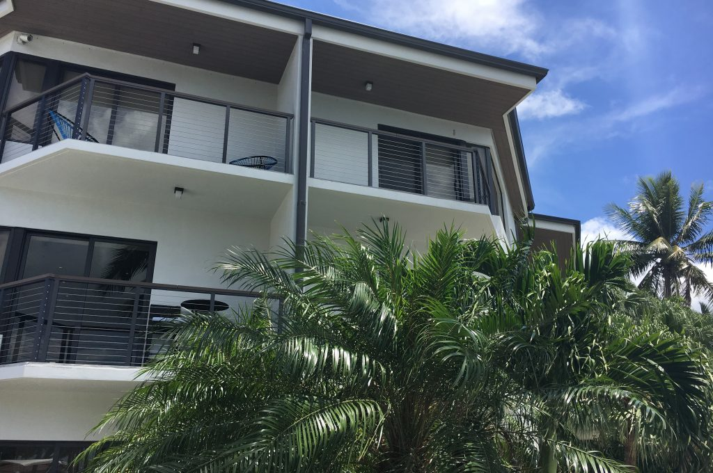 WoodN sunscreens - WoodN outdoor ceiling - frangisole WoodN - controsoffitti esterni - Coconut Grove - Bellavista - Miami - WoodN Industries - 1