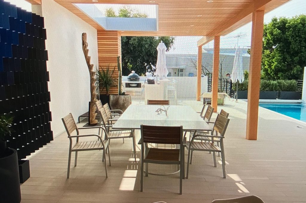 WoodN decking- villa privata - private villa - WoodN Industries - Malibu USA 7
