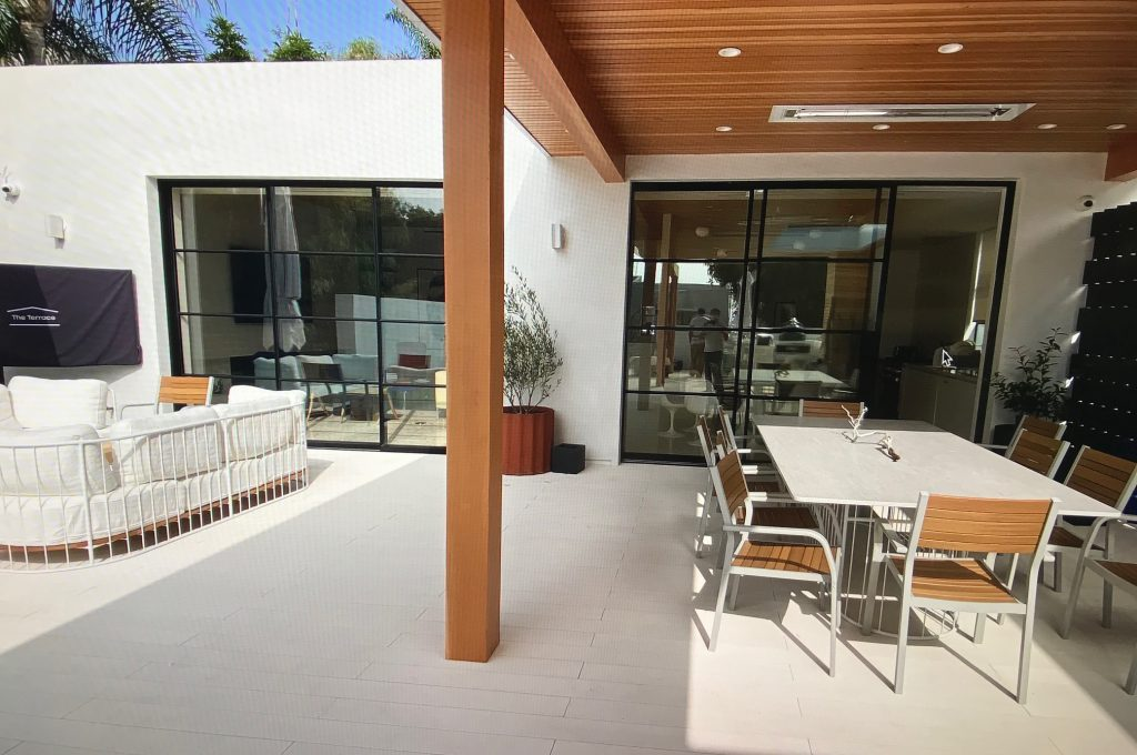 WoodN decking- villa privata - private villa - WoodN Industries - Malibu USA 5