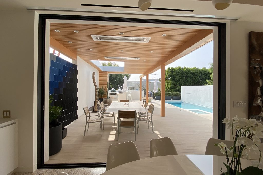 WoodN decking- villa privata - private villa - WoodN Industries - Malibu USA 3